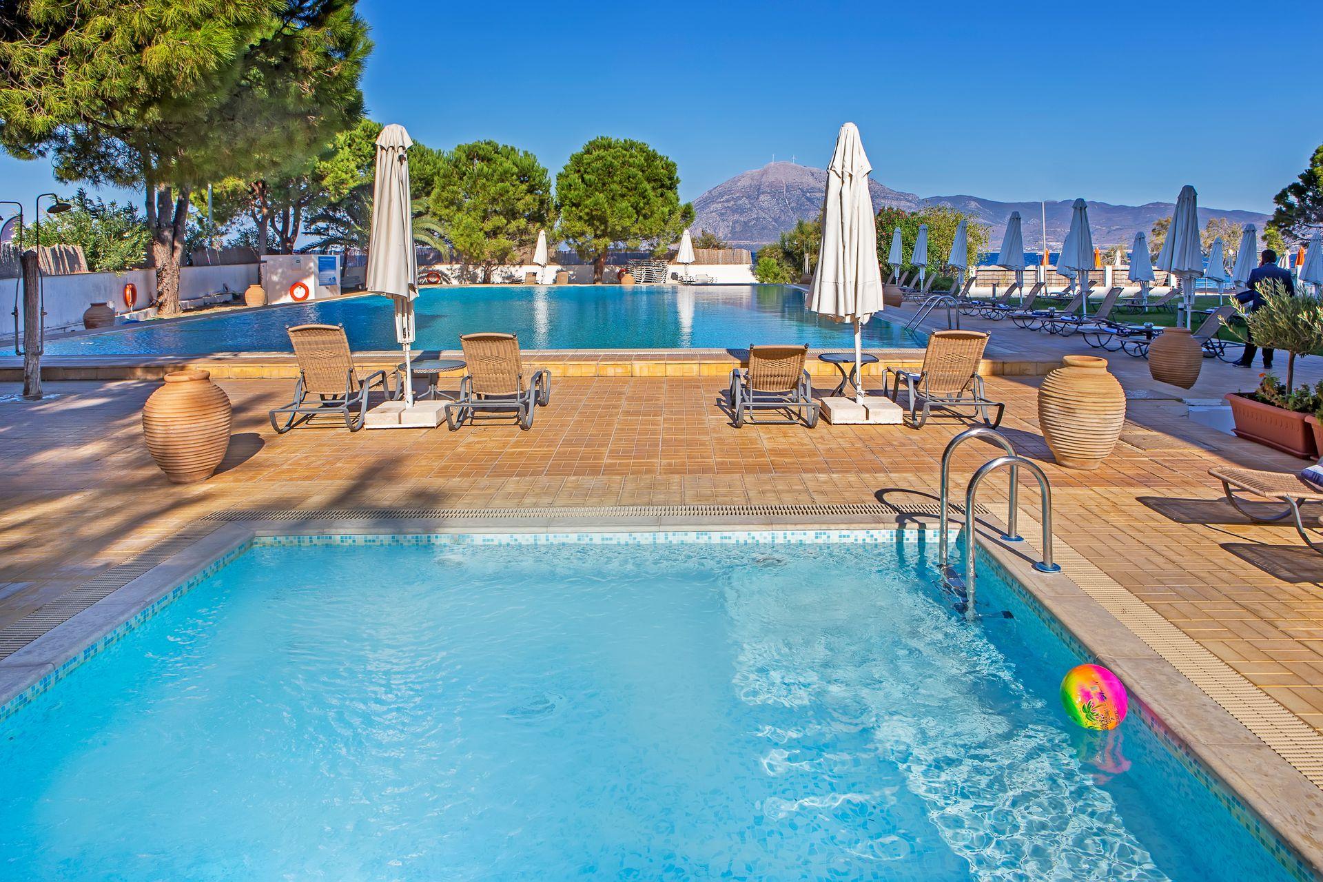 4* Airotel Achaia Beach Hotel – Πατρα ✦ 3 Ημερες (2 Διανυκτερευσεις) ✦ 2 Άτομα ✦ All Inclusive ✦ εως 30/09/2018 ✦ Ιδιωτικη Παραλια!
