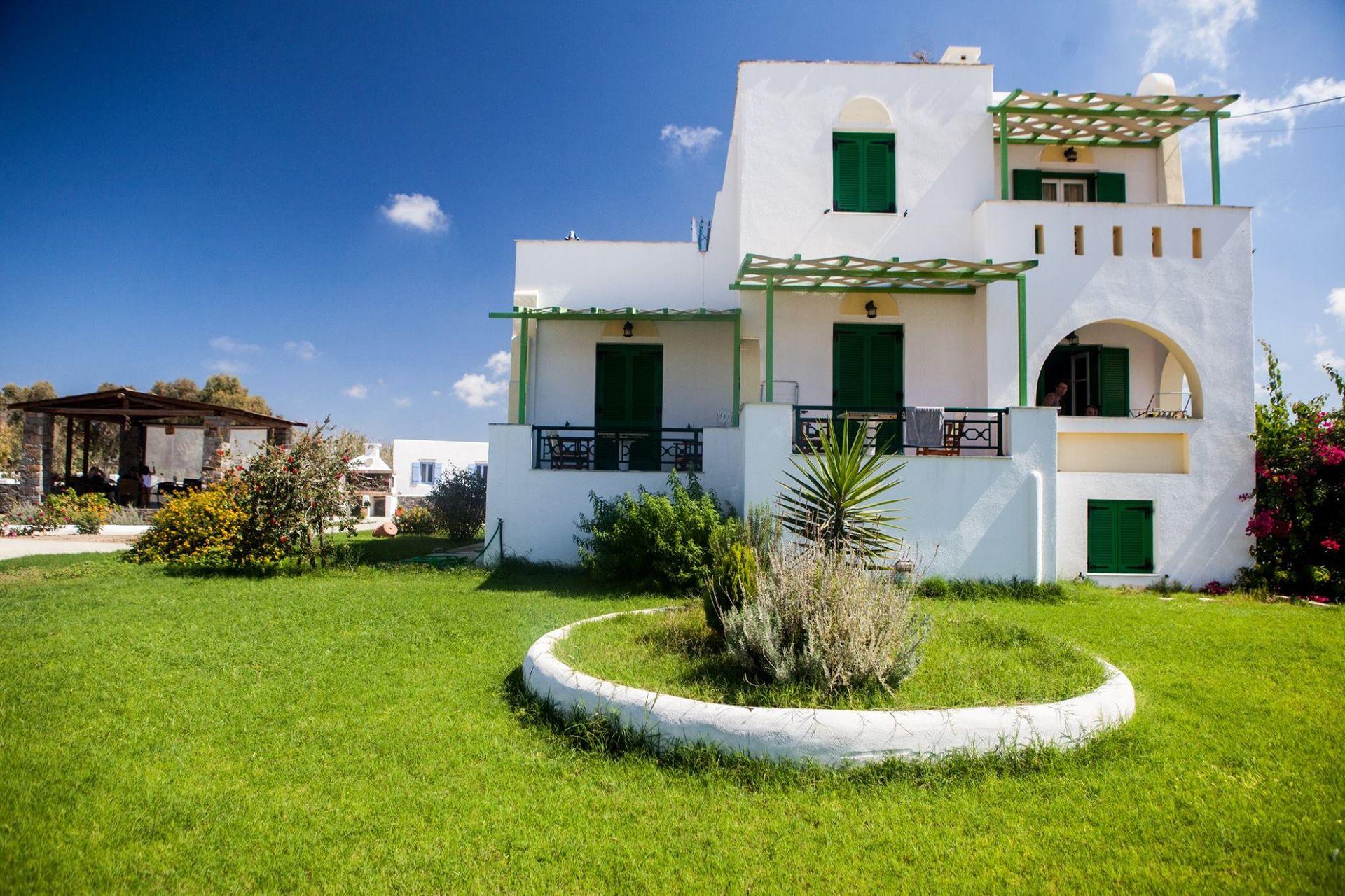 Villa Veranda Naxos - Νάξος ✦ 3 Ημέρες (2 Διανυκτερεύσεις) ✦ 4 άτομα ✦ Χωρίς Πρωινό ✦ 01/09/2020 έως 19/09/2020 ✦ Κοντά σε Παραλία!