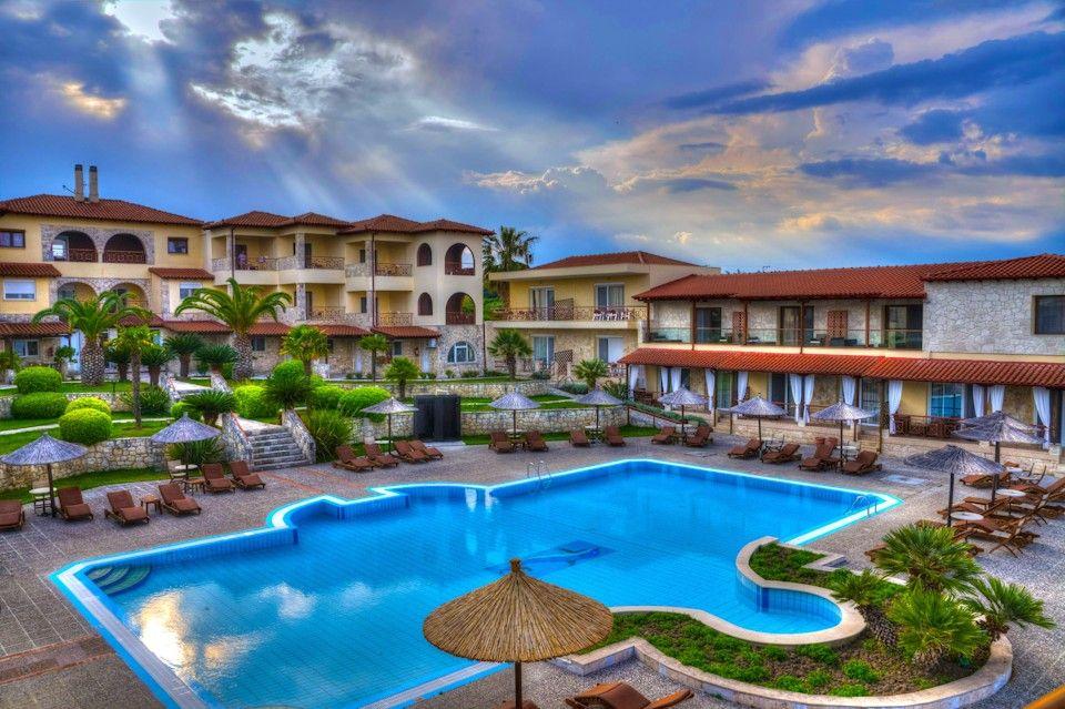 4* Blue Bay Hotel Afitos - Χαλκιδική εικόνα