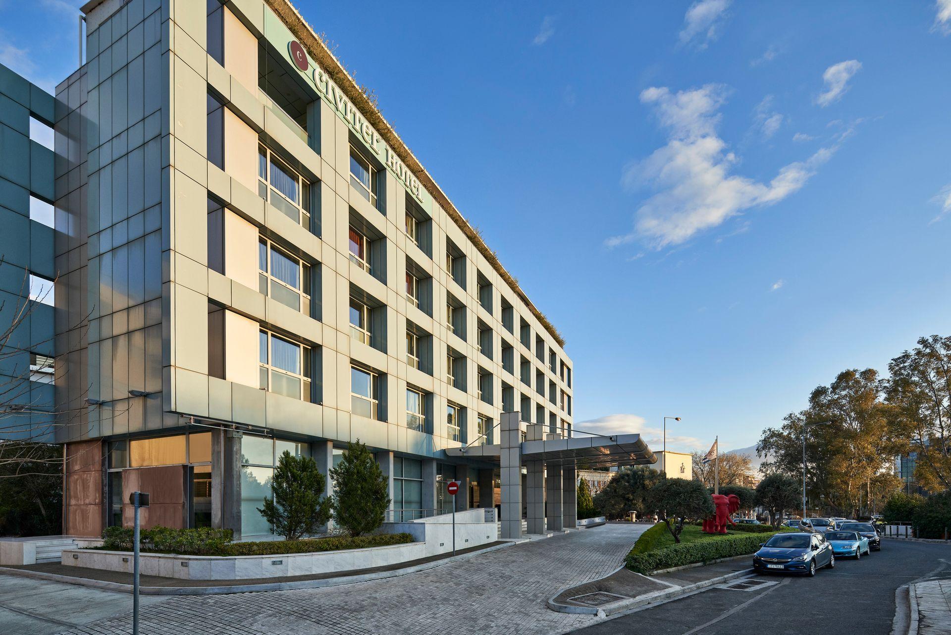 4* Civitel Olympic Hotel - Αθήνα ✦ -4% ✦ 2 Ημέρες (1 Διανυκτέρευση) ✦ 2 άτομα ✦ Χωρίς Πρωινό ✦ έως 31/08/2022 ✦ Θαυμάσια Τοποθεσία!