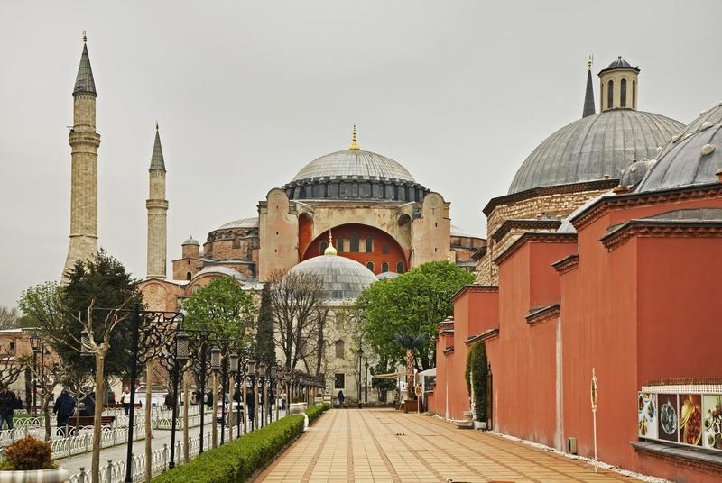 5 ημέρες Εορτές - Κωνσταντινούπολη εικόνα