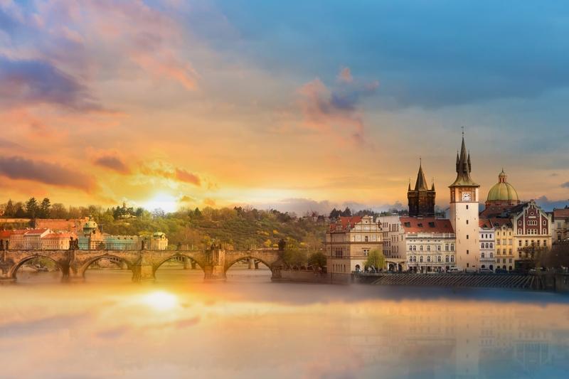 Καθαρά Δευτέρα 5 Ημέρες - Πράγα / Αεροπορικώς εικόνα
