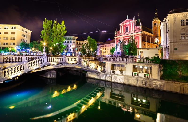 6 ημέρες Χριστούγεννα- Λιουμπλιάνα / Βενετία εικόνα