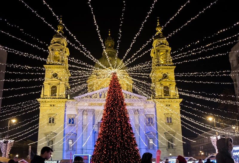 6 Ημέρες - Βουδαπέστη / Βιέννη / Βελιγράδι εικόνα