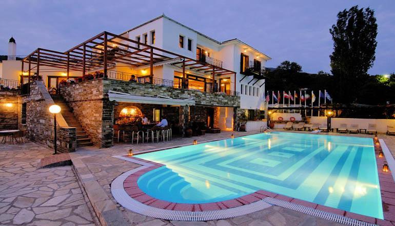 4* Portaria Hotel & Spa - Πορταριά Πηλίου εικόνα