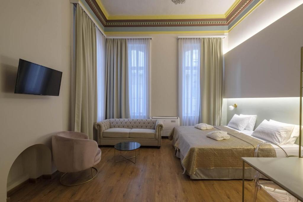 Agora Residence - Χίος ✦ 2 Ημέρες (1 Διανυκτέρευση) ✦ 2 άτομα ✦ Χωρίς Πρωινό ✦ 12/10/2021 έως 30/09/2022 ✦ Κοντά σε όλα τα αξιοθέατα της πόλης!