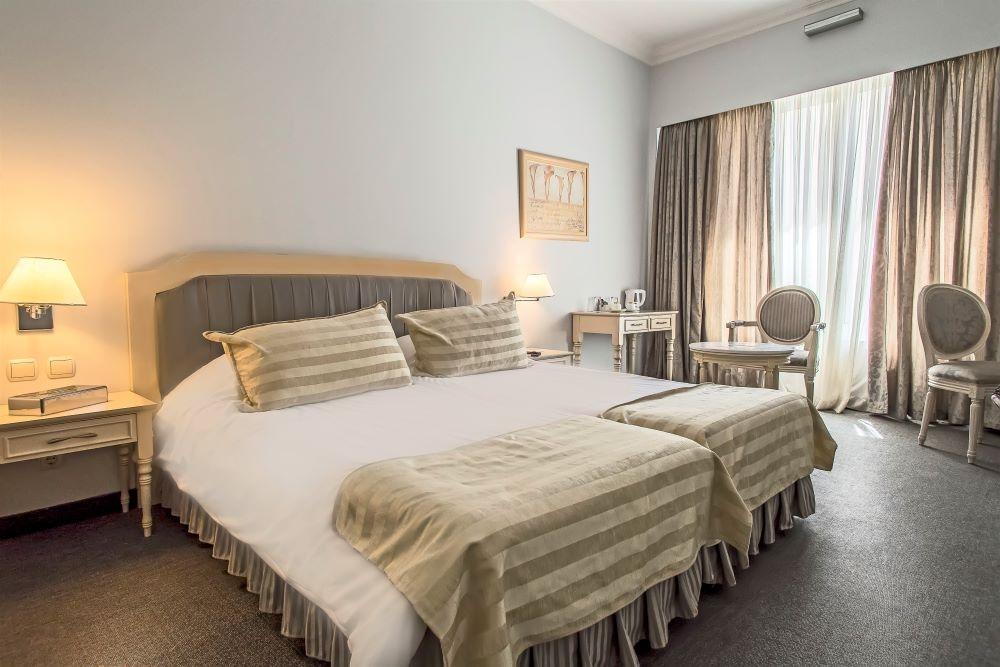4* Airotel Stratos Vassilikos Hotel - Αθήνα ? -49% ? 2 Ημέρες (1 Διανυκτέρευση) ? 2 άτομα ? Πρωινό ? έως 31/03/2020 ? Κοντά στο Κέντρο της Πόλης!
