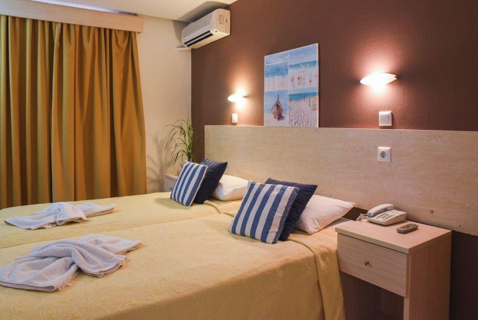 Amaryllis Hotel - Ρόδος   4 Ημέρες (3 Διανυκτερεύσεις)   2 Άτομα   Ημιδιατροφή   01/05/2019 έως 31/05/2019   Κοντά σε παραλία!