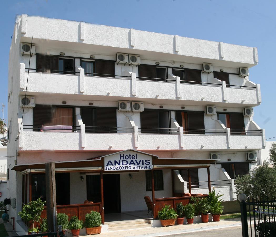 Andavis Hotel – Καρδάμαινα, Κως