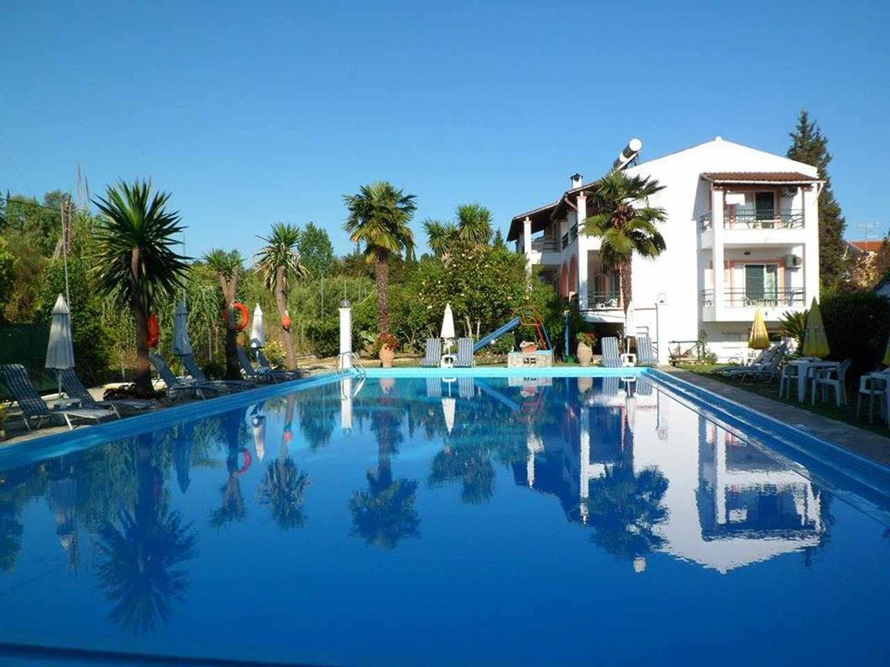 Angela Hotel & Apartments - Κέρκυρα, Γουβιά εικόνα