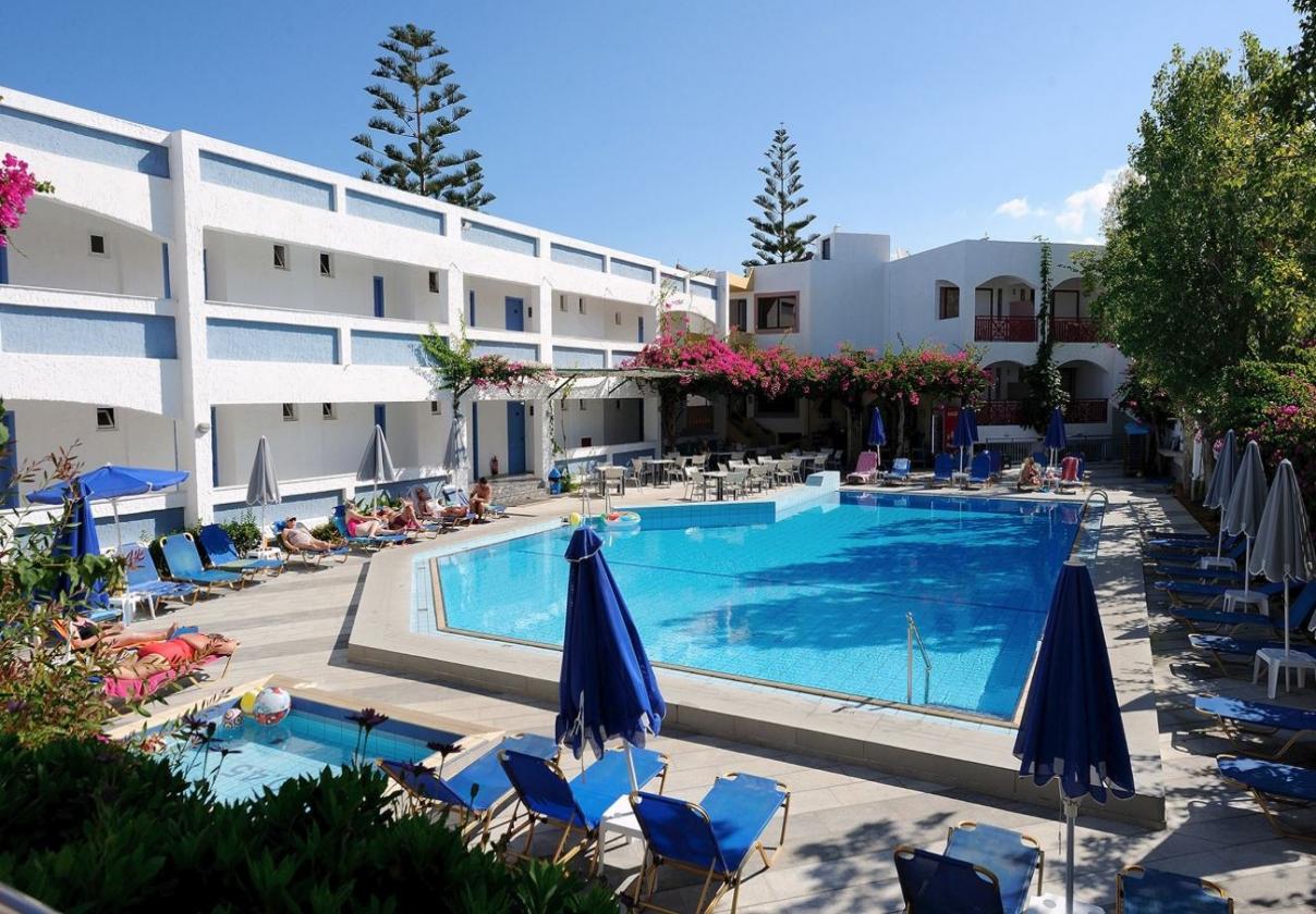 Apollon Hotel Apartments Rethymno - Κρήτη ? 4 Ημέρες (3 Διανυκτερεύσεις) ? 2 άτομα ? All Inclusive ? 25/09/2019 έως 06/10/2019 ? Υπέροχη Τοποθεσία!