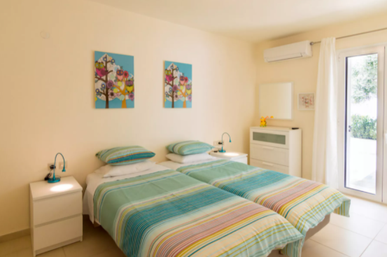 Two Bedroom Premium Villa Sea View by Athena Villas - Γούβες, Κρήτη ✦ -40% ✦ 4 Ημέρες (3 Διανυκτερεύσεις) ✦ 2 άτομα + 1 παιδί έως 2 ετών ✦ Χωρίς Πρωινό ✦ 01/09/2021 έως 30/09/2021 ✦ Θέα στη Θάλασσα!