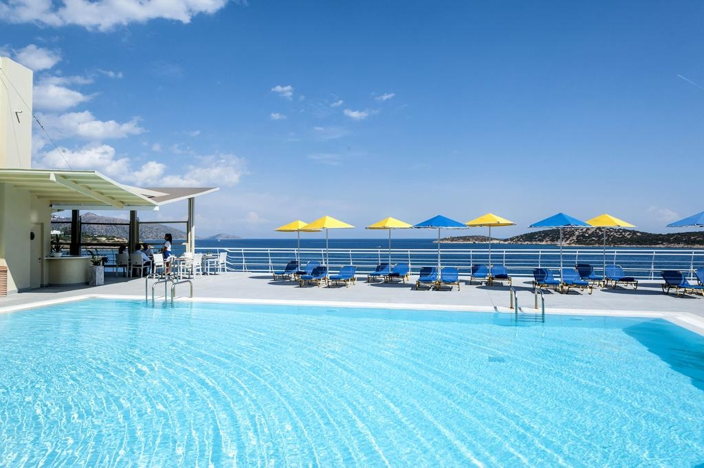 Avra Collection Coral Hotel - Κρήτη, Άγιος Νικόλαος ? 2 Ημέρες (1 Διανυκτέρευση) ? 2 άτομα ? All Inclusive ? έως 18/09/2019 ? Υπέροχη Τοποθεσία!