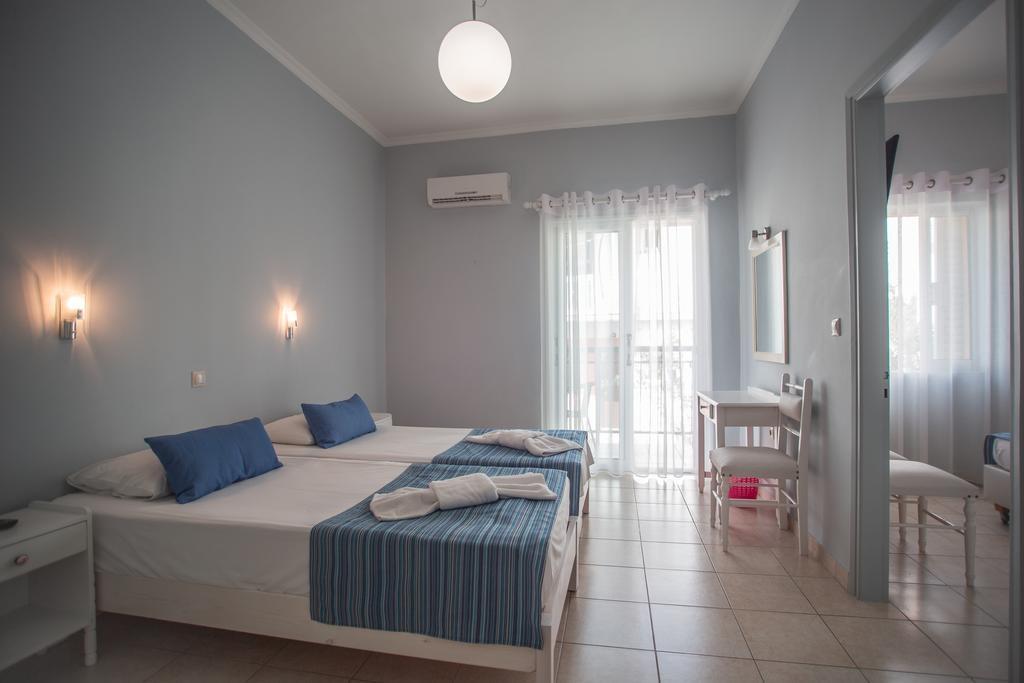 Bella Vista Hotel & Studios Corfu - Κέρκυρα ✦ 8 Ημέρες (7 Διανυκτερεύσεις) ✦ 2 άτομα ✦ Χωρίς Πρωινό ✦ 01/07/2021 έως 31/07/2021 ✦ Δίπλα στη θάλασσα!