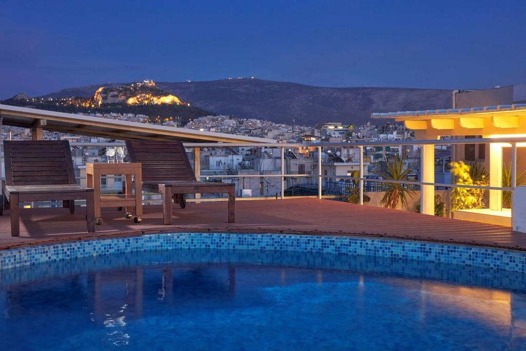 4* Candia Hotel – Αθήνα
