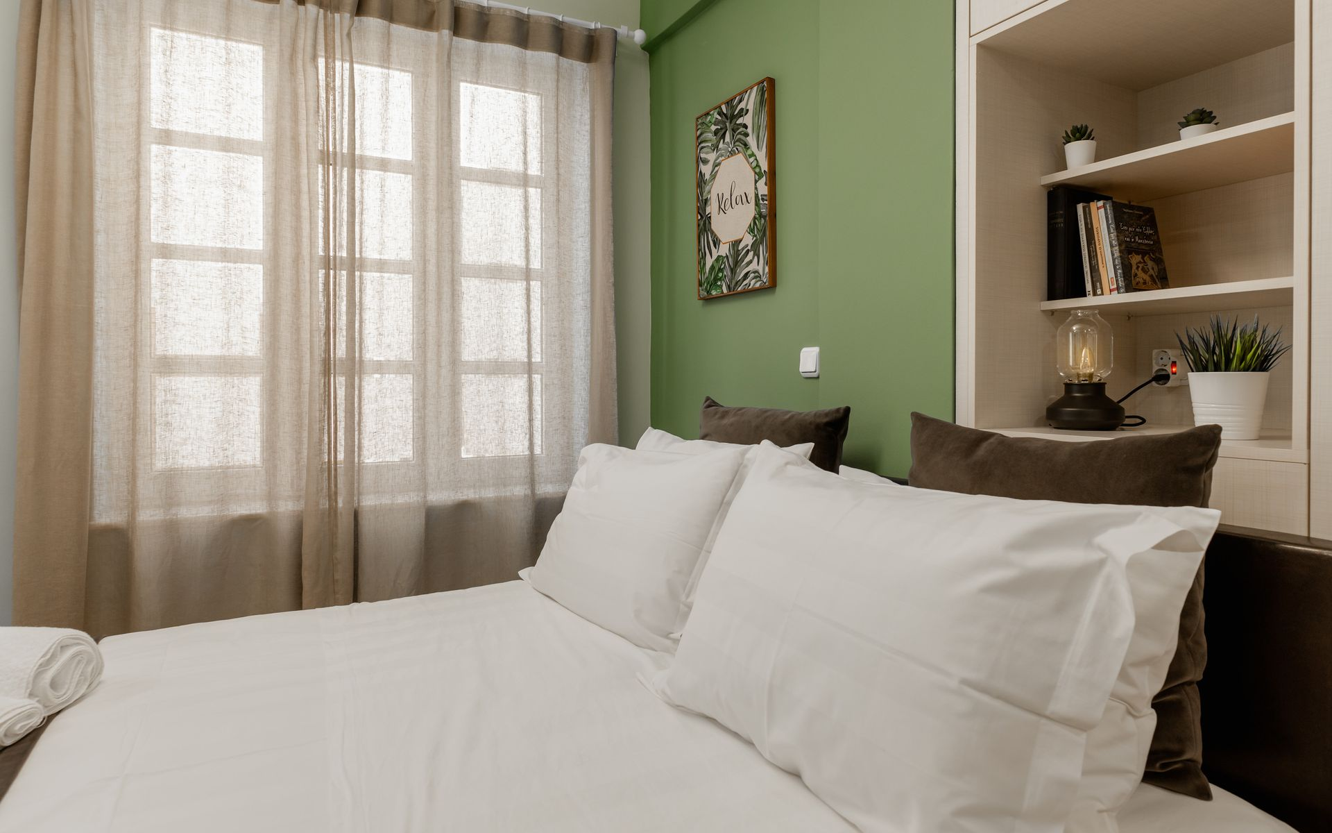 Monastiraki Urban Place by Bill & John Apartments Athens - Αθήνα ✦ 4 Ημέρες (3 Διανυκτερεύσεις) ✦ 2 άτομα ✦ Χωρίς Πρωινό ✦ έως 31/03/2022 ✦ <strong>Επιλέξτε 4 διανυκτερεύσεις και πληρώστε μόνο τις 3!</strong>