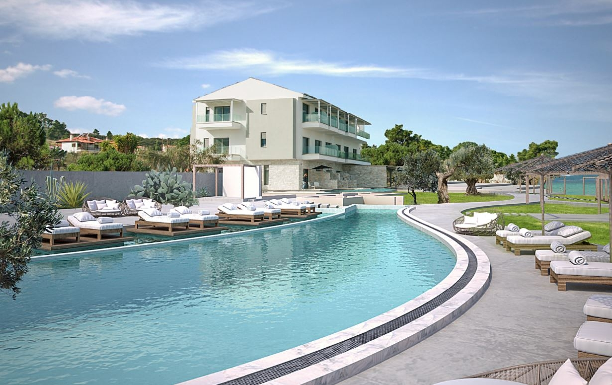 Blue Carpet Luxury Suites - Πευκοχώρι Χαλκιδική εικόνα