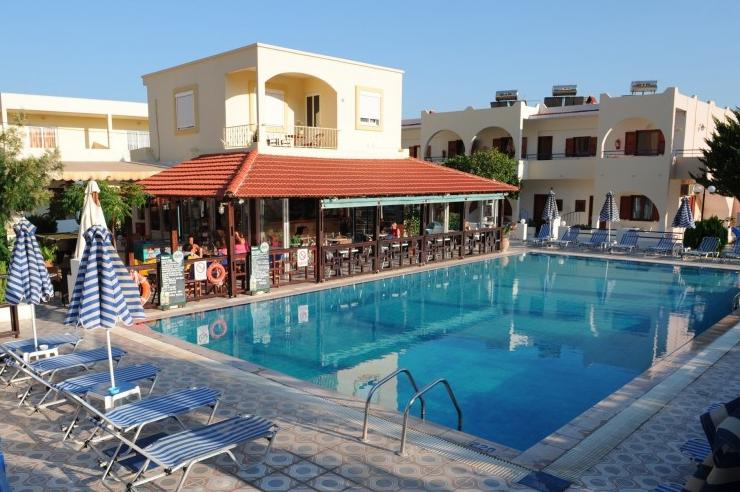 Chrysanthi Studio & Apartments - Ρόδος ✦ -30% ✦ 4 Ημέρες (3 Διανυκτερεύσεις) ✦ 2 άτομα ✦ Χωρίς Πρωινό ✦ 26/06/2021 έως 03/09/2021 ✦ Κοντά σε Παραλία!