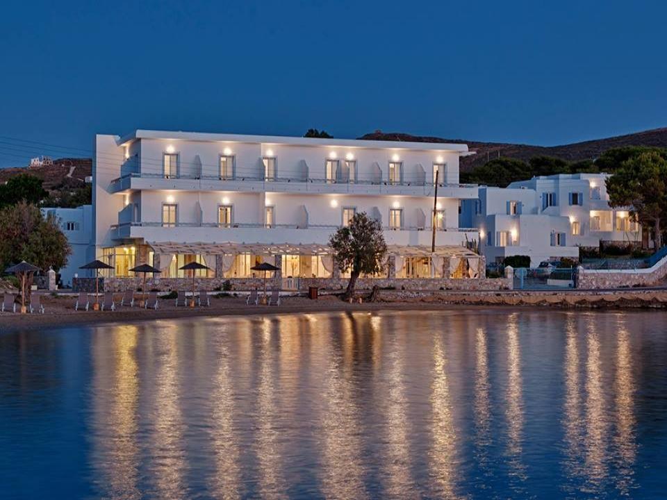Di Mare Boutique Hotel & Suites - Σύρος εικόνα