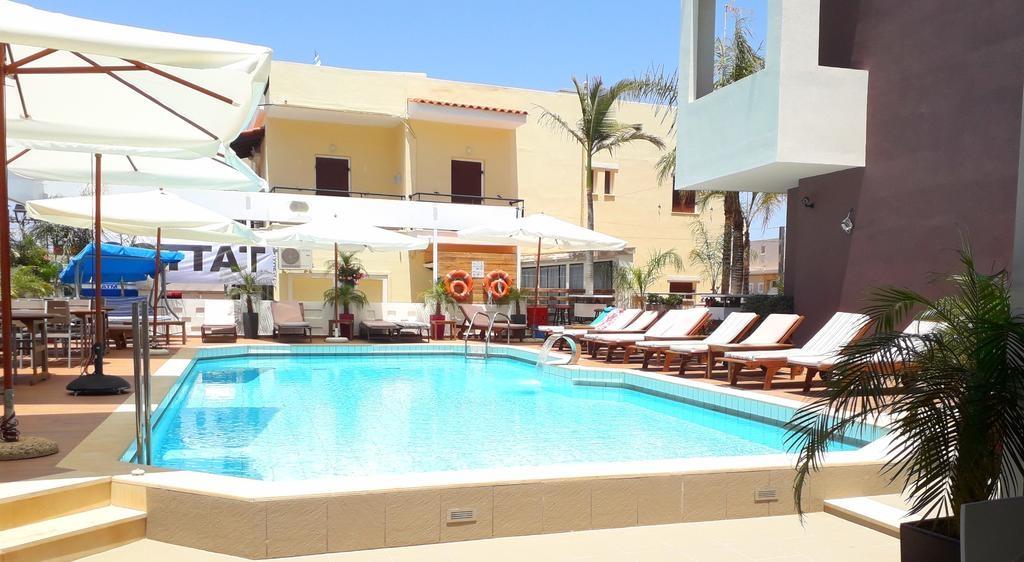 4* Dionyssos Hotel - Κρήτη, Ηράκλειο   -40%   5 Ημέρες (4 Διανυκτερεύσεις)   2 Άτομα   Ημιδιατροφή   06/07/2019 έως 31/08/2019   Κοντά στο κέντρο της πόλης!