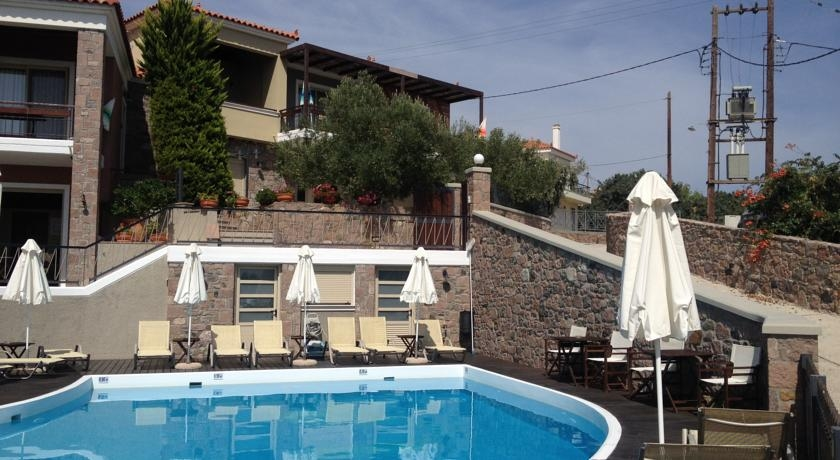 Erodios Hotel - Μυτιλήνη εικόνα