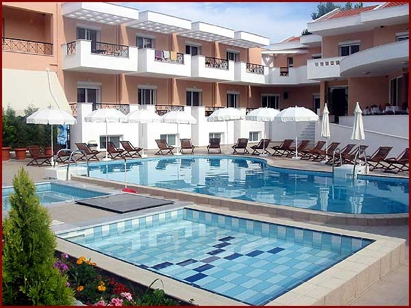 Filia Hotel - Θάσος εικόνα
