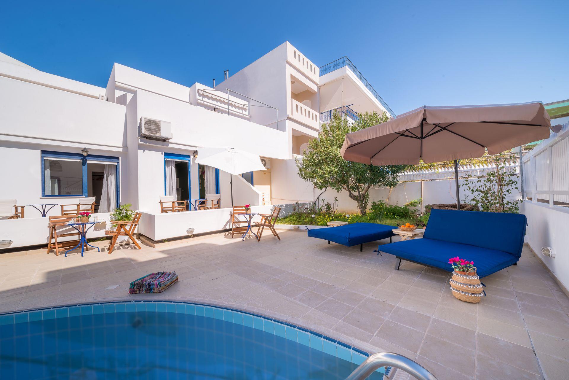 G & K Hotel Fiore di Candia - Ναύπλιο ✦ 4 Ημέρες (3 Διανυκτερεύσεις) ✦ 2 άτομα ✦ Χωρίς Πρωινό ✦ 28/08/2020 έως 13/09/2020 ✦ Free WiFi