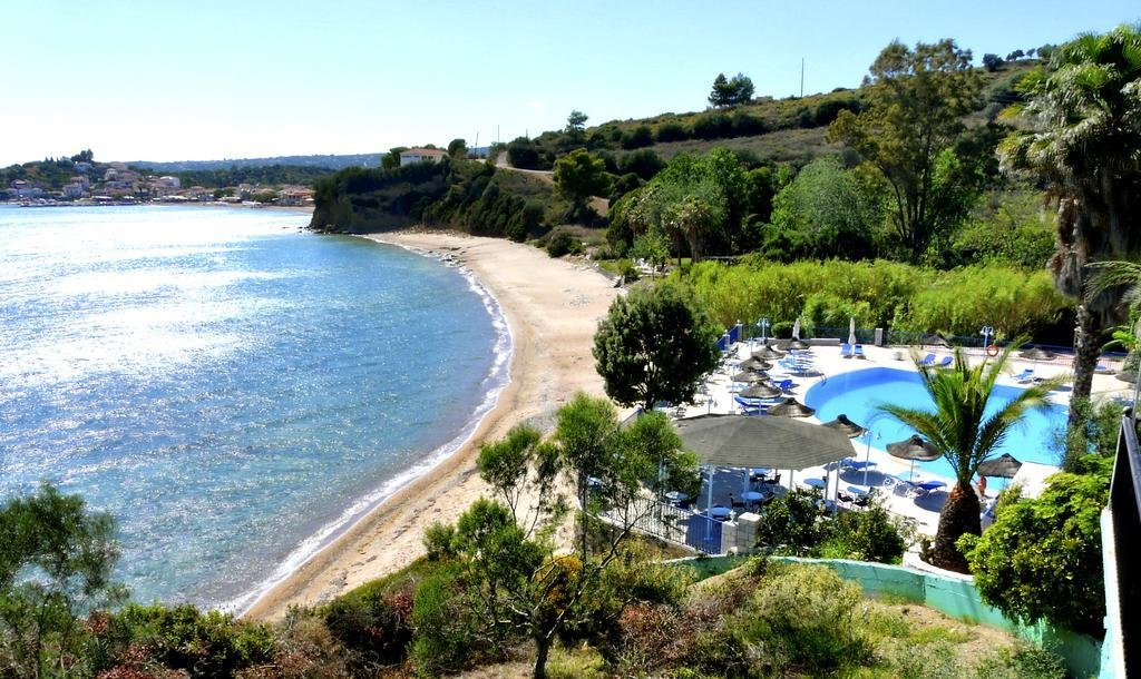 Golden Sun Hotel - Φοινικούντα ? -46% ? 6 Ημέρες (5 Διανυκτερεύσεις) ? 2 άτομα + 1 παιδί έως 10 ετών ? Ημιδιατροφή ? 16/07/2020 έως 31/08/2020 ? Μπροστά στην Παραλία!