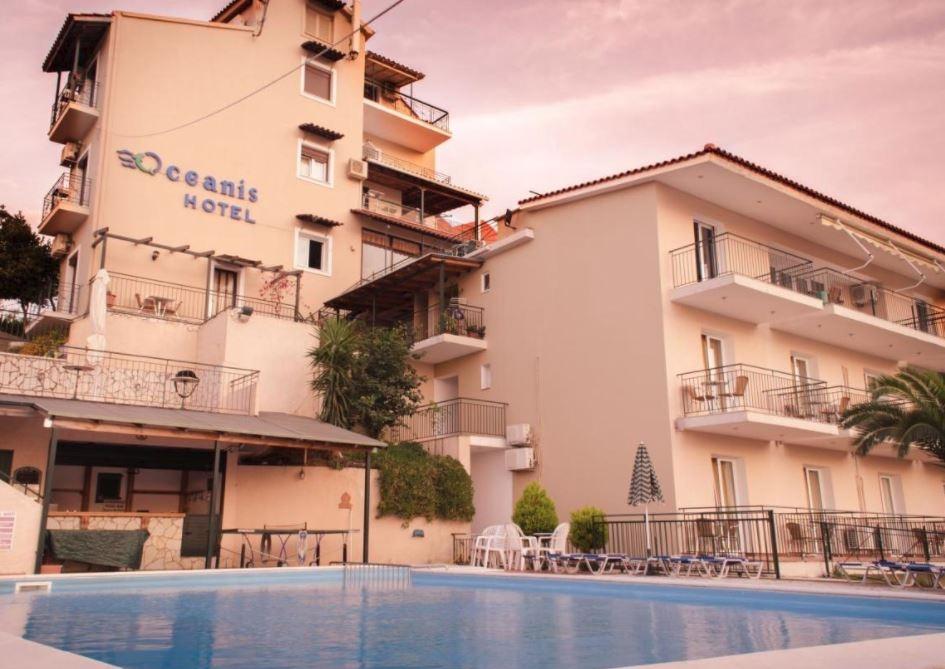 Hotel Oceanis – Κεφαλονια ✦ 4 Ημερες (3 Διανυκτερευσεις) ✦ 2 Άτομα ✦ Πρωινο ✦ 11/07/2018 εως 31/08/2018 ✦ Δωρεαν Wi-Fi