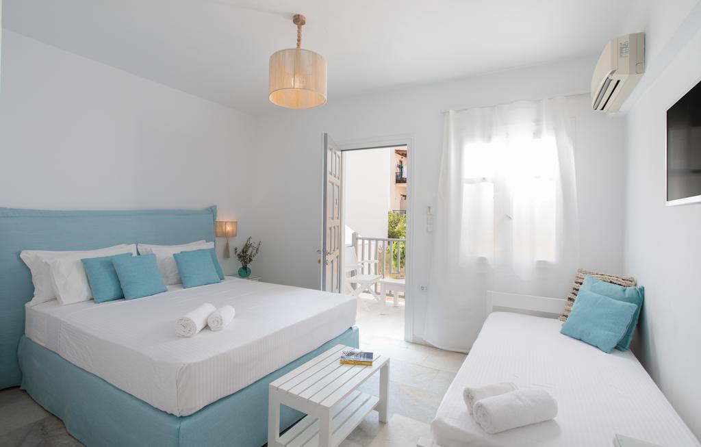 Ippokampos Apartments - Νάξος   2 Ημέρες (1 Διανυκτέρευση)   2 άτομα   Χωρίς Πρωινό   έως 30/09/2019   Free WiFi