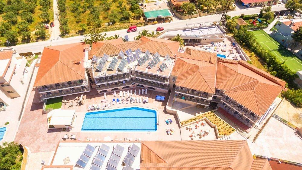 4* Karras Grande Resort Zakynthos - Ζάκυνθος ✦ 2 Ημέρες (1 Διανυκτέρευση) ✦ 2 Άτομα ✦ All Inclusive ✦ 28/08/2019 έως 30/09/2019 ✦ Ξαπλώστρες & Ομπρέλες Πισίνας
