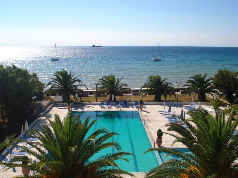 Kassandra Mare Hotel & Spa - Χαλκιδικής   -30%   3 Ημέρες (2 Διανυκτερεύσεις)   2 Άτομα   Ημιδιατροφή   01/06 έως 30/06 και 01/09 έως 15/09   Κοντά σε Παραλία!