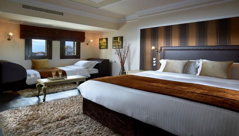 Stevalia Hotel - Πορταριά Πηλίου - 139€ από 278€ ( Έκπτωση 50%) ΚΑΙ για τις 3 ημέρες / 2 διανυκτερεύσεις KAI για τα 2 Άτομα ΚΑΙ ένα Παιδί έως 10 ετών με Πρωινό σε δίκλινο δωμάτιο στο Stevalia Hotel, στην Πορταριά Πηλίου! Παρέχεται δωρεάν χρήση του SPA καθώς και Early check in στις 10:00 και Late check out στις 18:00! Αποδράστε και απολαύστε ξεκούραστες στιγμές στον όμορφο προορισμό! Υπάρχει δυνατότητα επιπλέον διανυκτέρευσης!