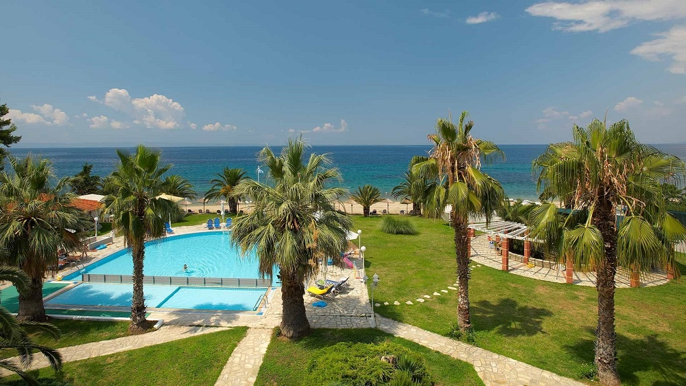 Lily Ann Beach - Χαλκιδική ✦ ✦ 4 Ημέρες (3 Διανυκτερεύσεις) ✦ 2 Άτομα ΚΑΙ ένα Πα hotels