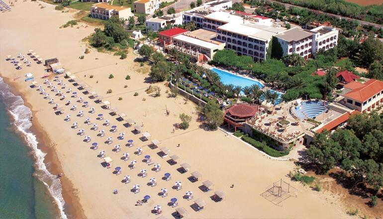 Mare Monte Beach Hotel - Γεωργιούπολη Χανίων ? 5 Ημέρες (4 Διανυκτερεύσεις) ? 2 Άτομα ΚΑΙ ένα Παιδί έως 13 ετών ? Ημιδιατροφή ? έως 09/10/2017 ? Μπροστά στην Παραλία!