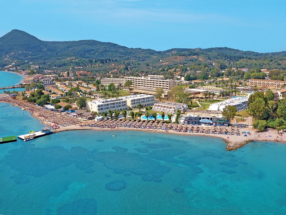 Messonghi Beach Hotel – Κέρκυρα