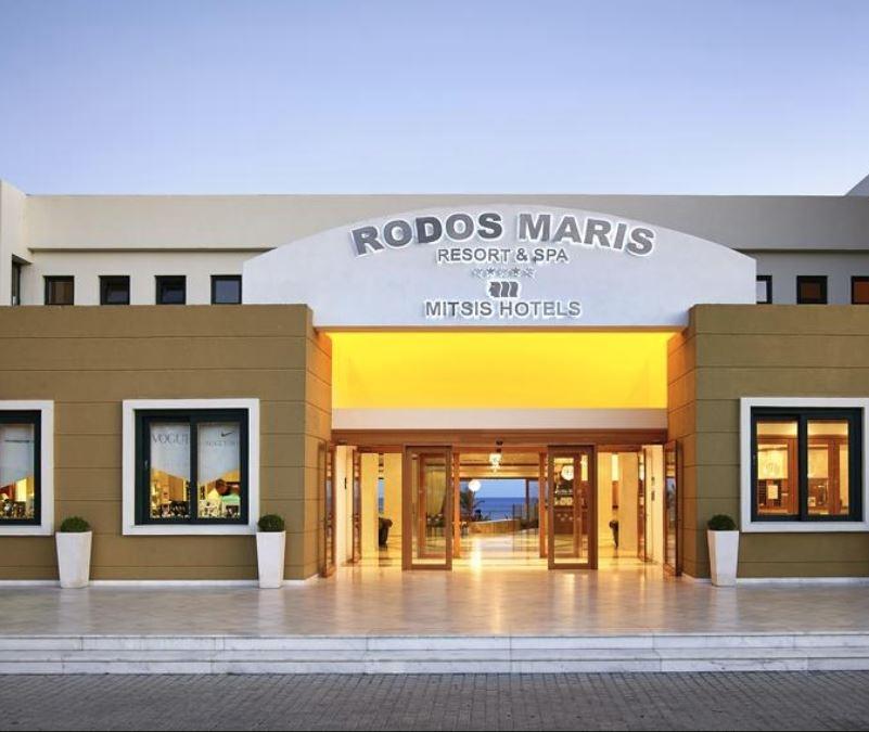 4* Mitsis Rodos Maris Hotel - Ρόδος ✦ -16% ✦ 4 Ημέρες (3 Διανυκτερεύσεις) ✦ 2 Άτ hotels