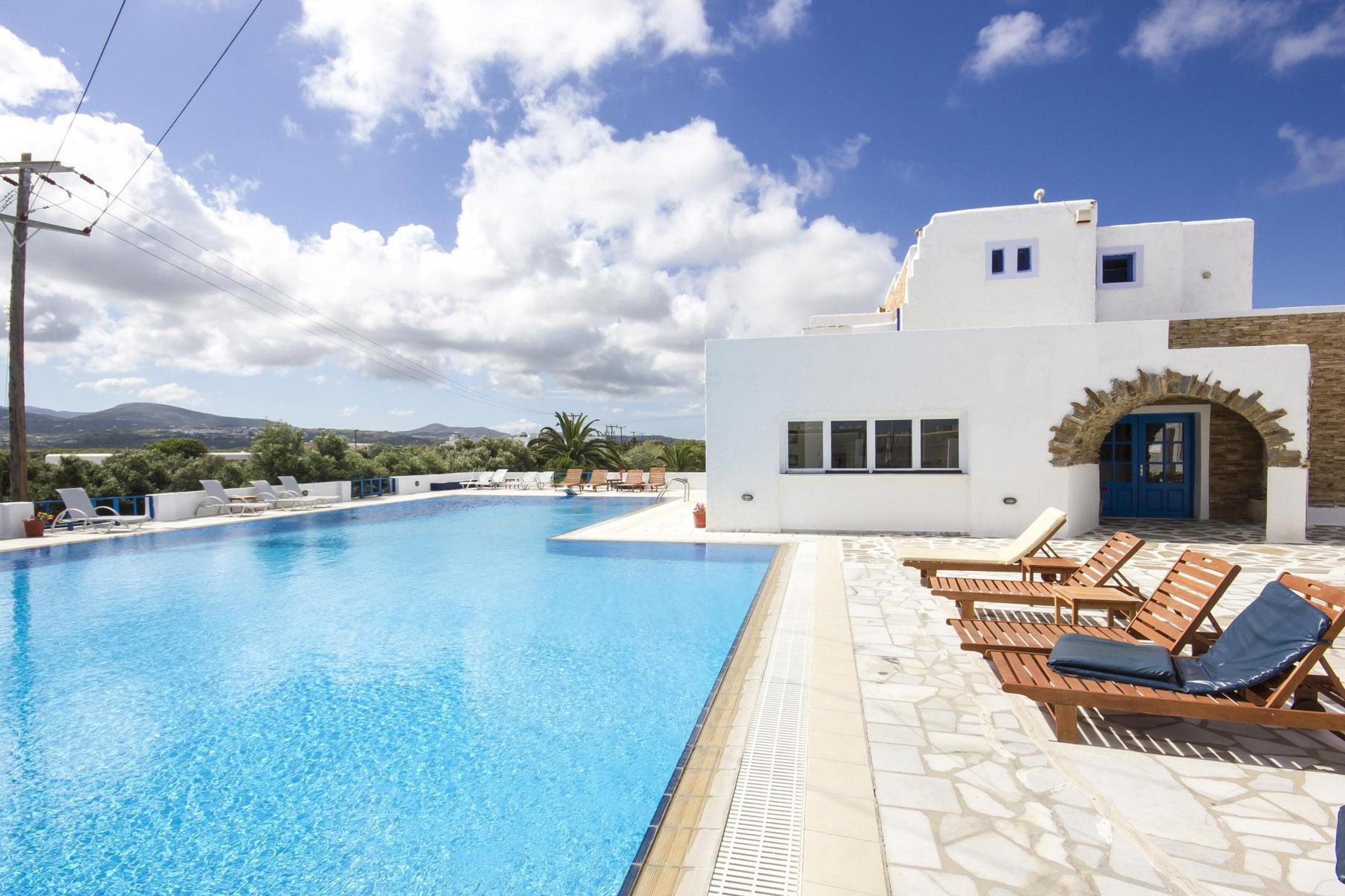 Naxos Holidays Hotel - Νάξος εικόνα