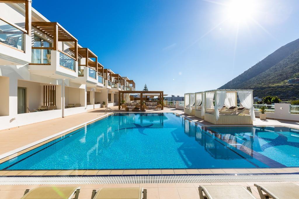 Nostos Beach Boutique Hotel Rethymno - Κρήτη ? 2 Ημέρες (1 Διανυκτέρευση) ? 2 άτομα ? Πρωινό ? έως 31/08/2019 ? Μπροστά στην Παραλία!