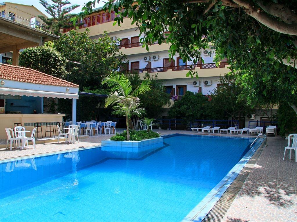 Ntanelis Hotel - Χερσόνησος Κρήτης ✦ 4 Ημέρες (3 Διανυκτερεύσεις) ✦ 2 Άτομα ΚΑΙ ένα Παιδί έως 12 ετών ✦ All Inclusive ✦ έως 31/08/2017 ✦ Κοντά σε Παραλία! εικόνα