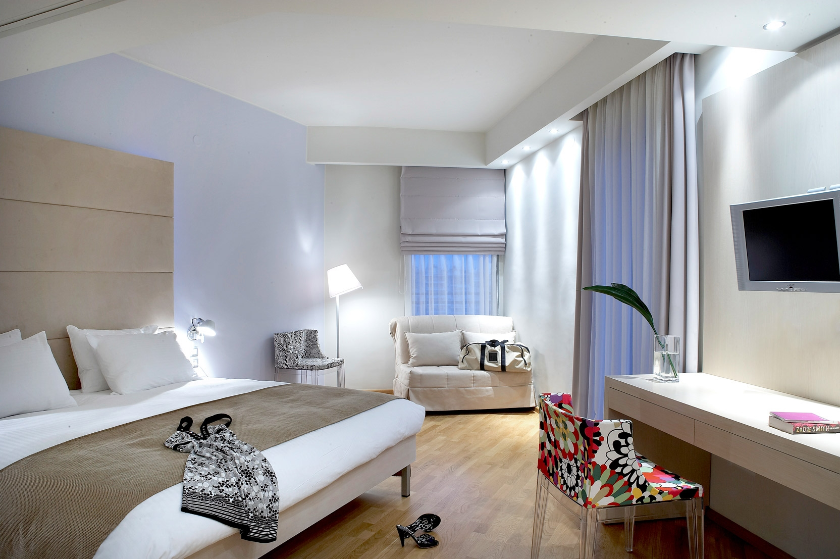 Olympia Hotel Thessaloniki - Θεσσαλονίκη   -23%   2 Ημέρες (1 Διανυκτέρευση)   2 άτομα   Ημιδιατροφή   έως 30/11/2019   <strong>Του Ομίλου Domotel!</strong>