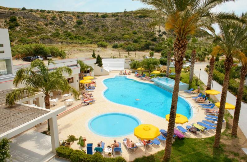 Olympia Sun Hotel - Ρόδος ✦ -20% ✦ 4 Ημέρες (3 Διανυκτερεύσεις) ✦ 2 άτομα + 1 παιδί έως 14 ετών ✦ All Inclusive ✦ 21/06/2021 έως 30/06/2021 και 26/08/2021 έως 15/09/2021 ✦ Κοντά σε Παραλία!