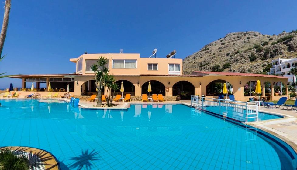Palm Bay Hotel - Ρόδος ✦ -20% ✦ 4 Ημέρες (3 Διανυκτερεύσεις) ✦ 2 άτομα ✦ Πρωινό ✦ 26/06/2021 έως 27/08/2021 ✦ Κοντά σε Παραλία!