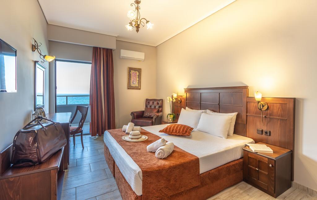 Paralia Beach Boutique Hotel - Παραλία Κατερίνης ✦ -10% ✦ 4 Ημέρες (3 Διανυκτερεύσεις) ✦ 2 άτομα + 2 παιδιά έως 6 ετών ✦ Πρωινό ✦ 10/06 έως 09/07 και 21/08 έως 09/09 ✦ Μπροστά στην παραλία!