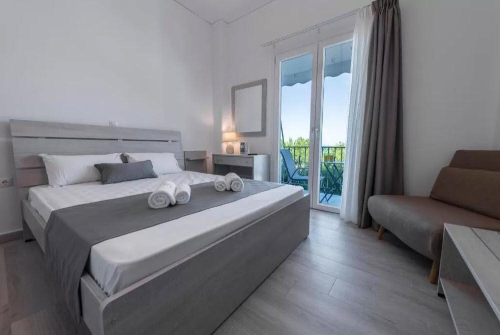 Paraskevas Boutique Hotel & Spa - Παραλία Τύρου, Αρκαδία ✦ 3 Ημέρες (2 Διανυκτερεύσεις) ✦ 2 άτομα ✦ Πρωινό ✦ 01/09/2021 έως 30/09/2021 ✦ Μπροστά στην παραλία!