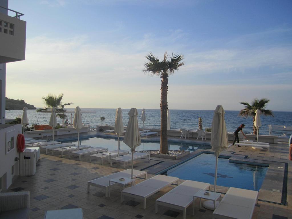 Petradi Beach Lounge Hotel - Ρέθυμνο, Κρήτη   2 Ημέρες (1 Διανυκτέρευση)   2 άτομα   Ημιδιατροφή   έως 25/08/2019   Καρέκλες / ξαπλώστρες παραλίας