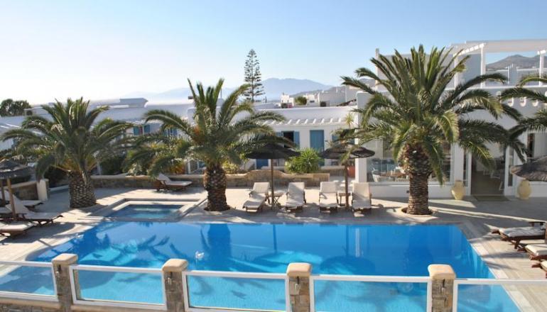 Αποδράστε στη Μύκονο στο Domna Petinaros Hotel KAI για τις 3 ημέρες / 2 διανυκτερεύσεις KAI για τα 2 Άτομα σε δίκλινο δωμάτιο με Πρωινό! Απολαύστε 3 ημέρες στην κοσμοπολίτισσα του Αιγαίου! Υπάρχει δυνατότητα επιπλέον διανυκτέρευσης! εικόνα