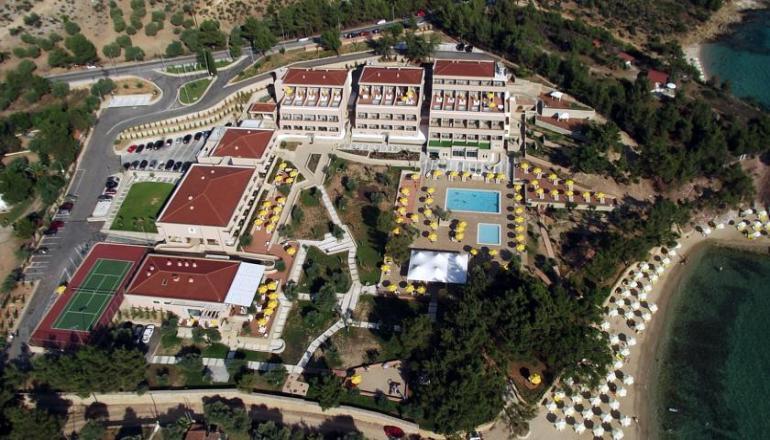 5* Royal Paradise Hotel - Θάσος, Ποτός   -15%   8 Ημέρες (7 Διανυκτερεύσεις)   2 Άτομα   Ημιδιατροφή   27/07/2019 έως 25/08/2019   Μπροστά στην παραλία!
