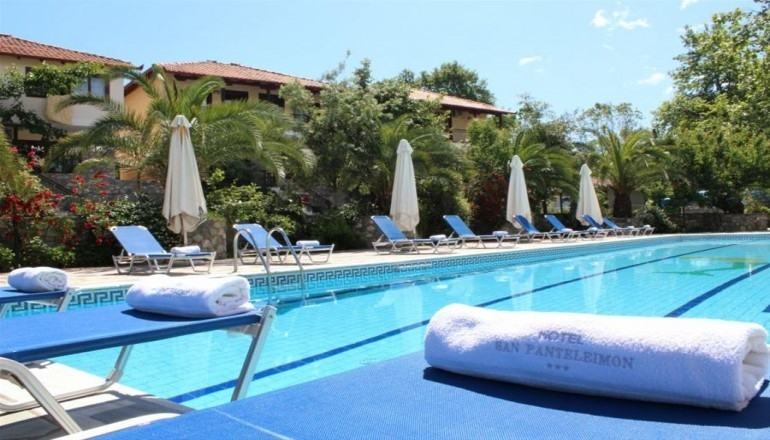 San Panteleimon Hotel - Πλαταμώνας Πιερίας εικόνα
