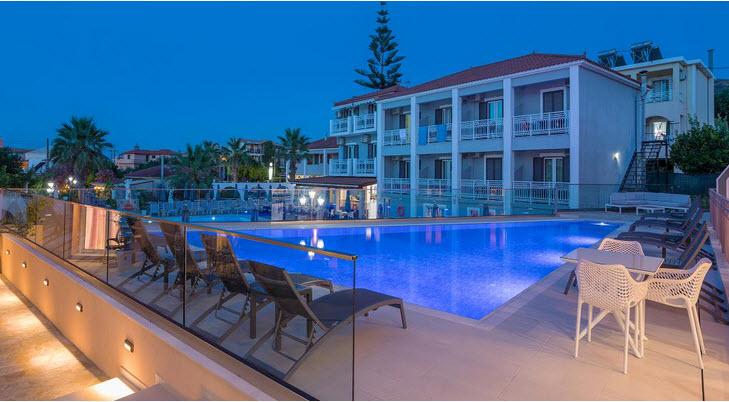 Serenity Boutique Hotel - Ζάκυνθος ✦ 6 Ημέρες (5 Διανυκτερεύσεις) ✦ 2 άτομα ✦ Πρωινό ✦ 01/06/2021 έως 30/09/2021 ✦ Κοντά σε παραλία!